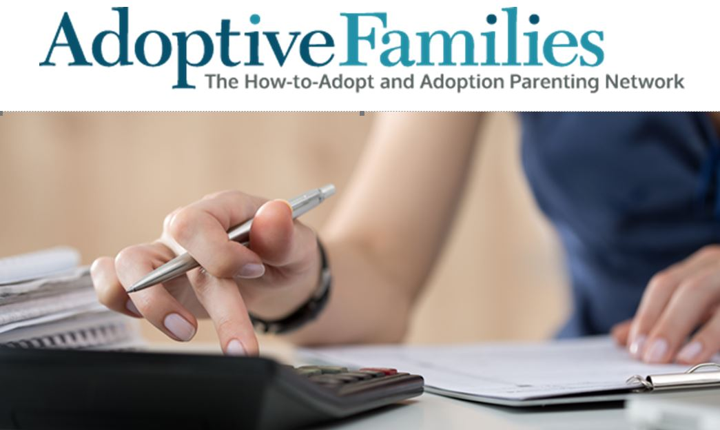The Adoption Tax Credit - Register for a Free Webinar Next Week!